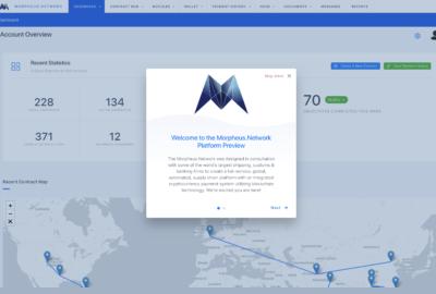 Roadmap – Morpheus Network